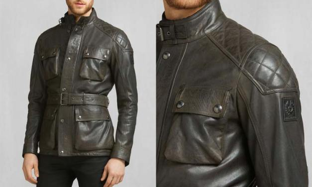 Belstaff Launches The James Hunt 40th Anniversary Collection