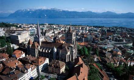 Discover Lausanne – 7 Top Things To See
