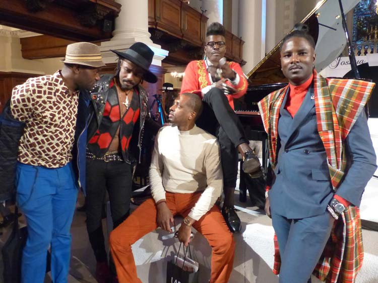 London Collections: Men & Women – Gracie Opulanza's Review
