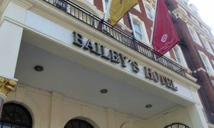 The Bailey's Hotel  London – Victorian Townhouse