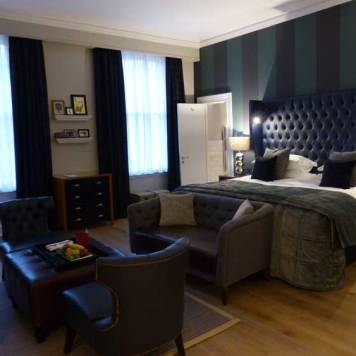 The Bailey's Hotel London - Victorian Townhouse MenStyleFashion (9)