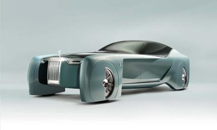 Rolls-Royce 103EX – Ultimate Self-Driving Visionary Concept Car