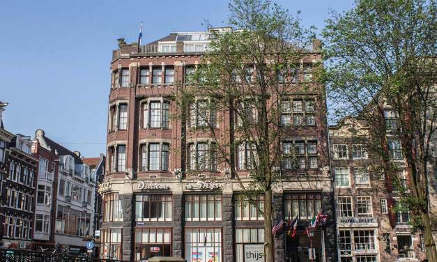 Dikker & Thijs Fenice Hotel Amsterdam – Canal Views & Shopping