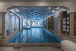 Swimming Pool - Rosa Alpina Hotel