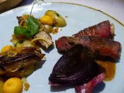 Amrath-The-Grand-Hotel-Restaurant-STeak-Beurre-noisette