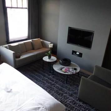 Living Area - Junior Suite