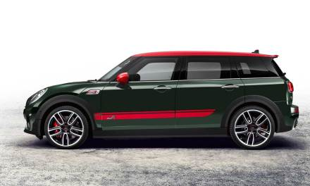 New MINI John Cooper Works Clubman Launched