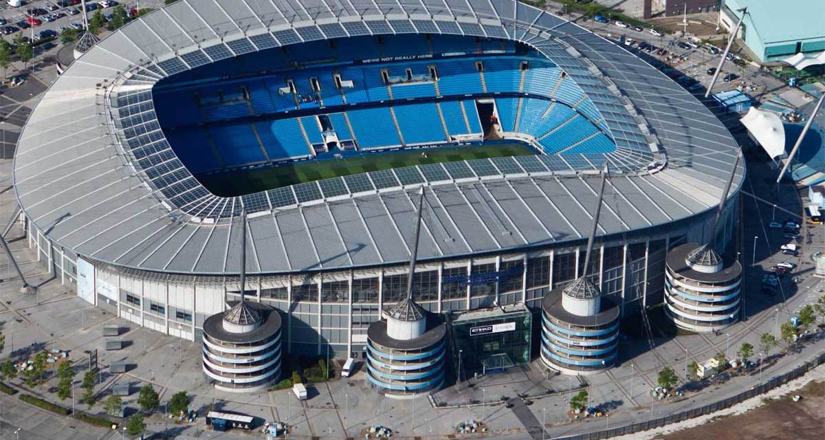 Manchester City Football Club – Stadium Tour