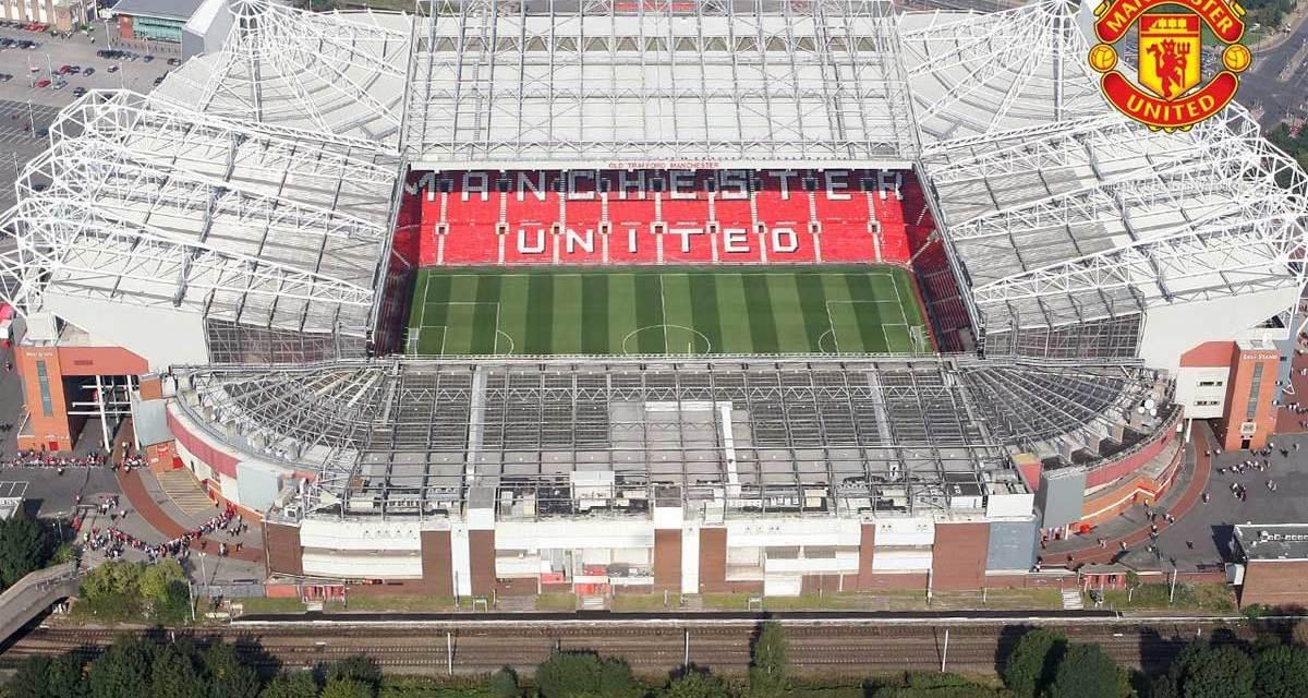 Manchester United Fc Old Trafford Stadium Tour Men Style Fashion