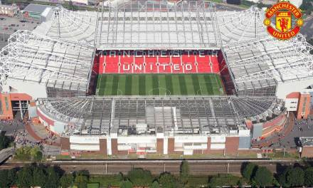Manchester United Football Club – Old Trafford Stadium Tour
