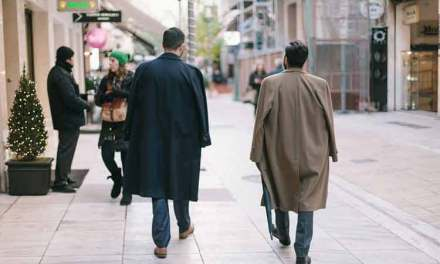 Over Coat – It's A Man's Class