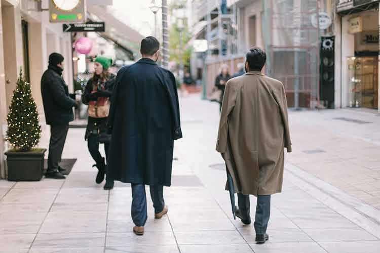Overcoat – It's A Man's Class
