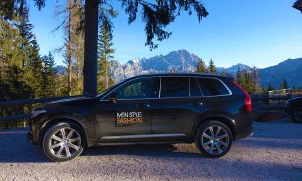 Volvo XC90 D5 – Driven Around Italy's Dolomites Region