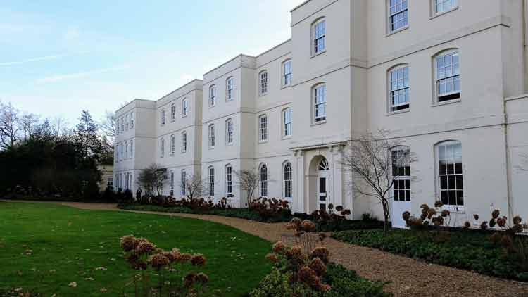 Sopwell House -18th Century Georgian Luxury - hotel review