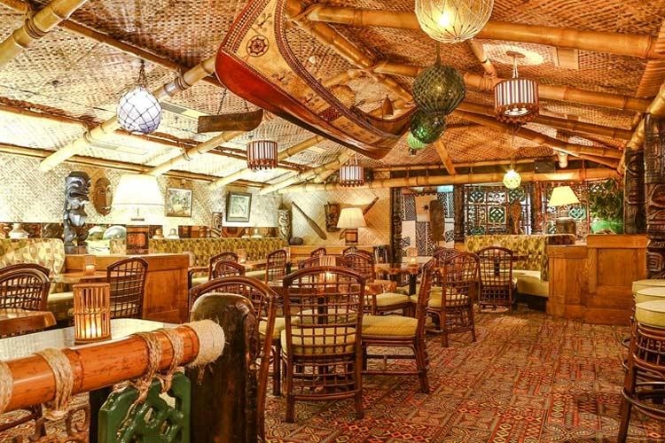 Trader Vic's Restaurant London Hilton – Reviewed