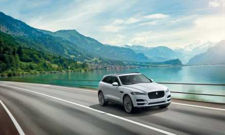 Jaguar F-Pace – Luxury SUV