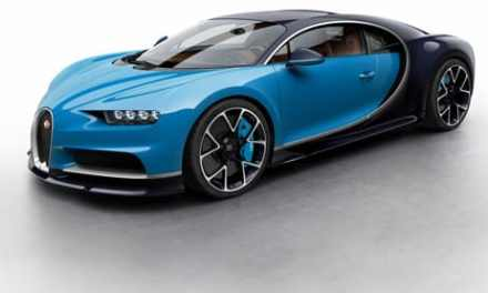 Bugatti Chiron – 2.4 Million Pounds Of Motor Power
