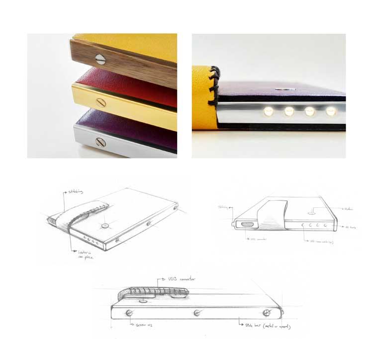 Uplond - Luxury Bespoke Portable Power Bank