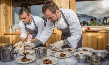 Gourmet Skisafari – Haute Cuisine On The Slopes Of Alta Badia
