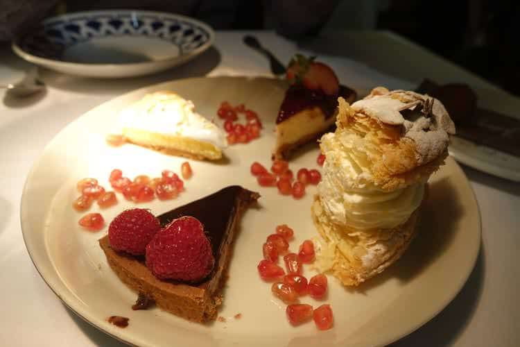 Petit Comite De Nandu Jubany – Catalan Cuisine Reviewed - Dessert