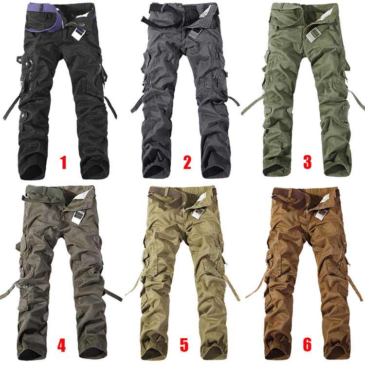Cargo Fashion - Top Cargo Trouser Tips