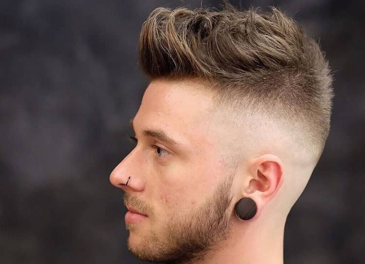 Top 10 Cool Hairstyles For Men - Nr 1 Fade