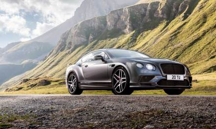 New Bentley Continental Supersports The World's Fastest Four-Seat Car