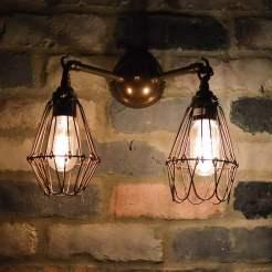 Courthouse Hotel Jailhouse Bar-lights