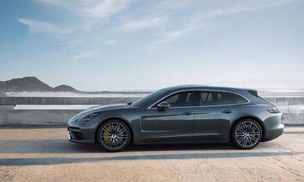 Porsche Estate – Panamera Sport Turismo Launched At Geneva Motor Show