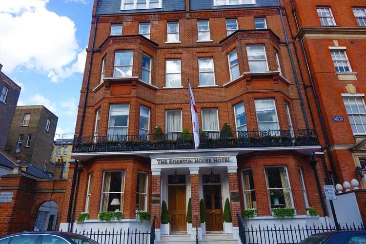 Egerton House - Boutique Hotel Knightsbridge