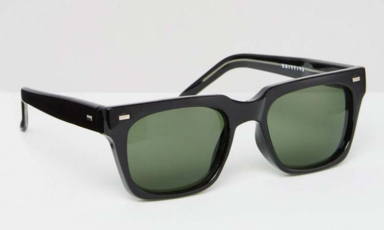 Spitfire Square Sunglasses