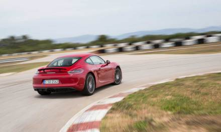 981 Porsche Cayman – Boxster GTS The Drive