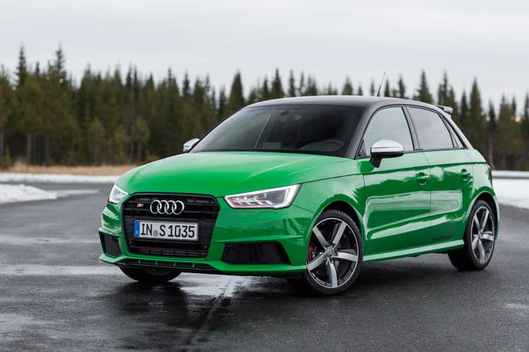 Audi S1 Quattro - The Quick Spin Review