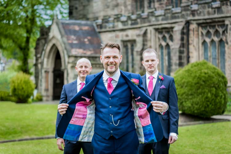Wedding Suit Tips – Here Comes The Groom