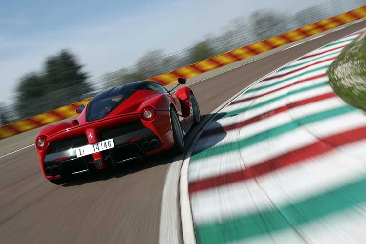 Ferrari LaFerrari 962 Horses Of Funf - Our Driving Review
