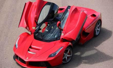 Ferrari LaFerrari 962 Horses Of Funf – Our Driving Review
