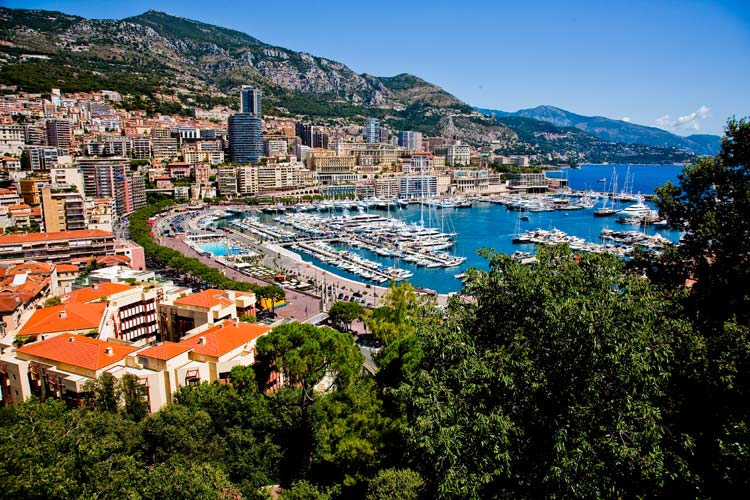 Luckiest Countries - Our Top Four - Monaco