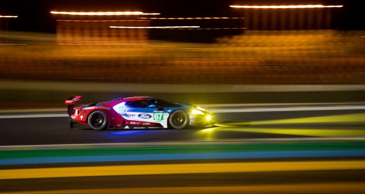 Ford Performance Le Mans 24 Hours Interviews With Five Drivers