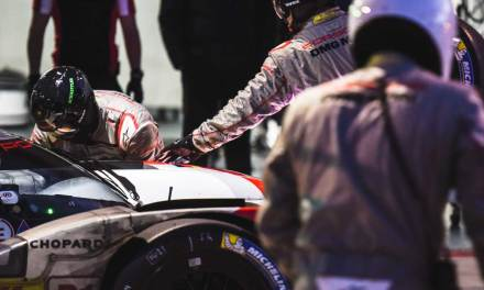 Le Mans 24 – 8 Countries 7 Cars 5,406 KM & 66 HOURS