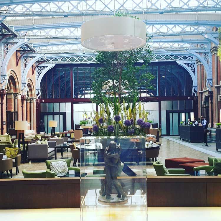 St. Pancras Renaissance Hotel London - Victorian Grandeur