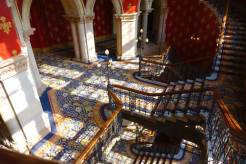 The St. Pancras Renaissance Hotel London The Grand Staircase MenStyleFashion 2017 (5)