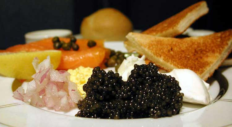 Global Seafoods - Guide to Buying and Serving Caviar