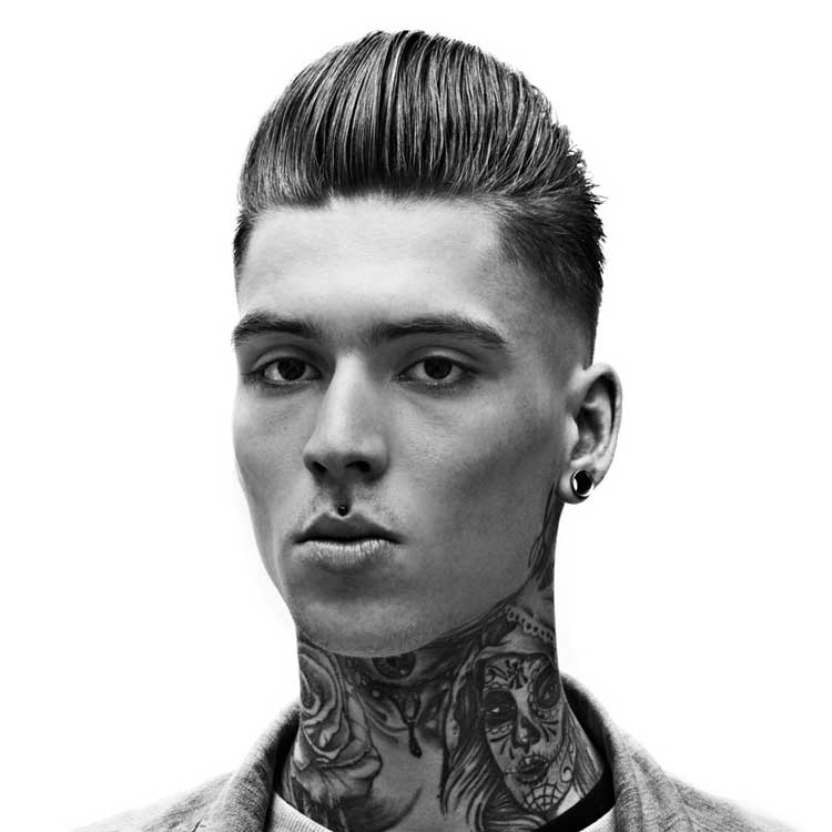 5 New Hairstyles for Men in 2017 - fade