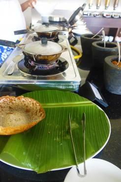 Jetwing Lake Hotel Dambula Sri Lanka Review - breakfast