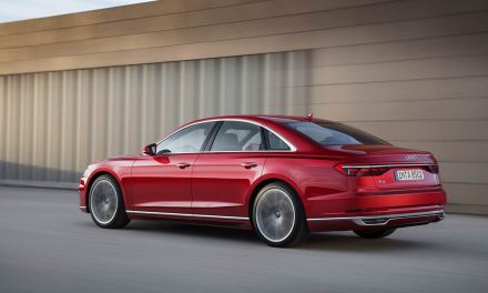 The New Audi A8 – Luxury Class Redefined