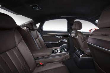 New Audi A8 A8L 2017 (8)
