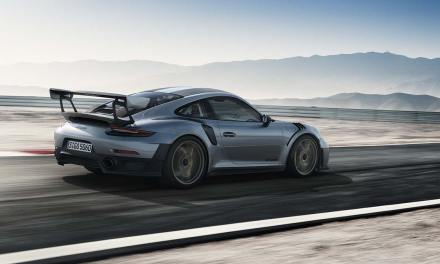 Porsche Unveils The Most Powerful 911 Of All Time – GT2 RS