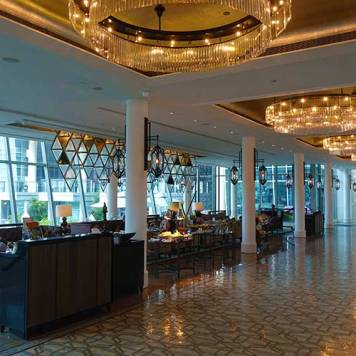 Clifford pier fullerton hotel Singapore review (5)
