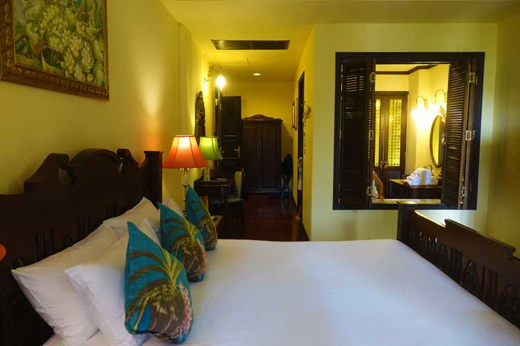Puripunn Baby Grand Boutique Hotel Chiang Mai Thailand - Review