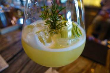 The Garden Cocktail
